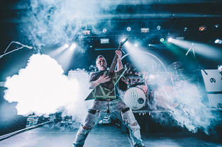 Atreyu live 2016. Concert Photographers in Las Vegas. Limitless VZN music and live photography.