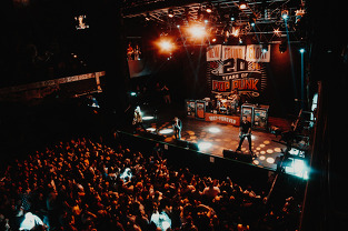 New Found Glory live 2017. Concert Photographers in Las Vegas. Limitless VZN music and live photography.
